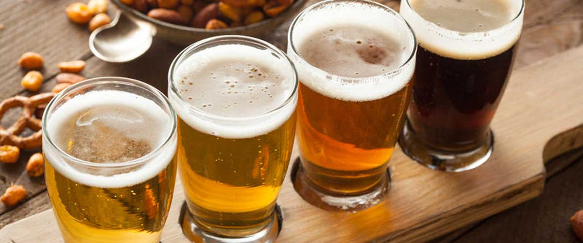 craft beer served at Northern Virginia breweries