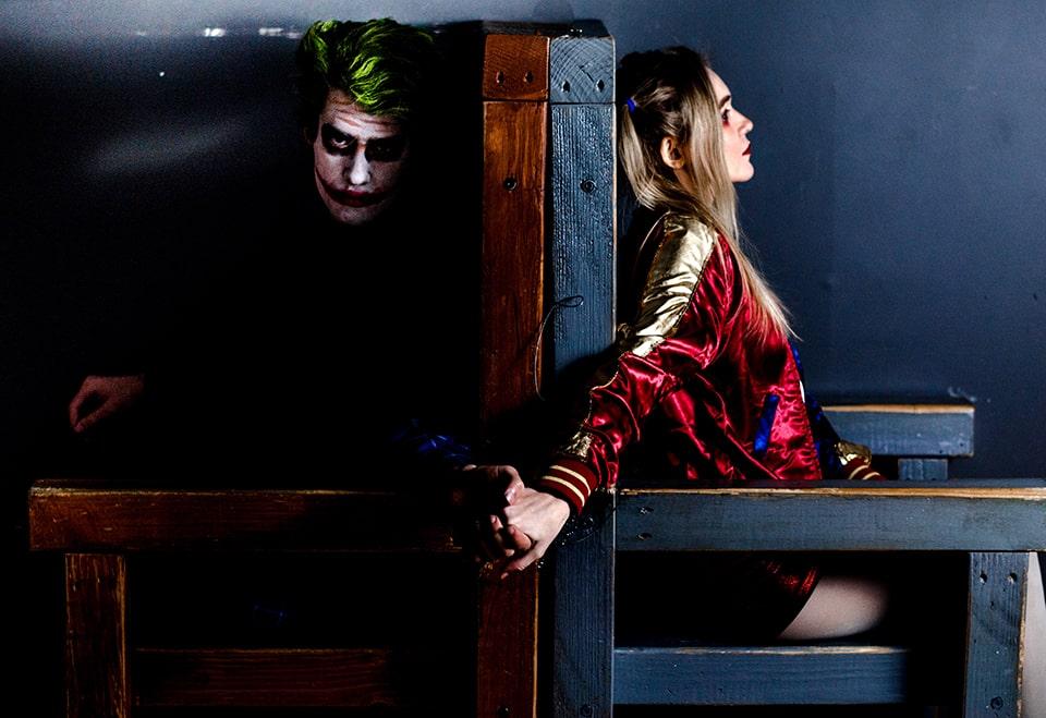 Joker's Trap Escape room banner