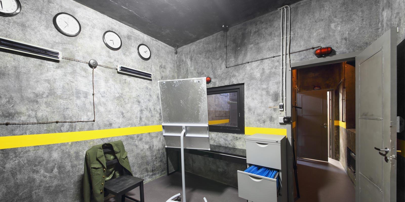 a Northern Virginia escape room