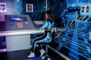 escape from venus spaceship