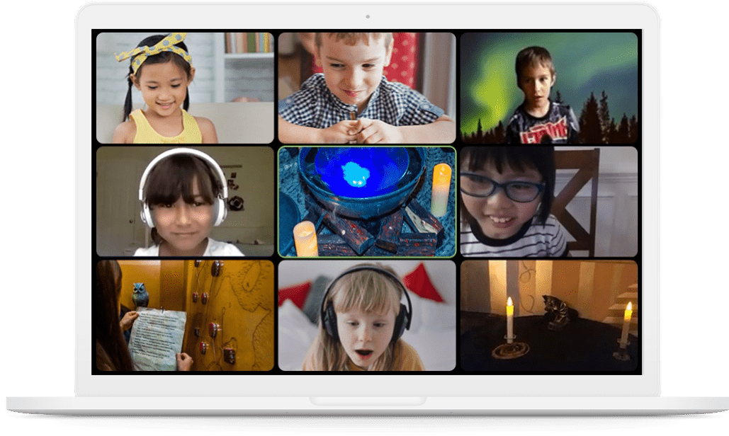 Virtual Magic School Group