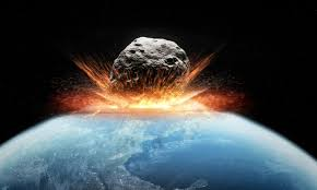 asteroid to hit earth
